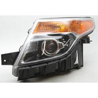 OEM Ford Explorer Left Halogen Headlamp DB5Z-13008-B Peg Gone