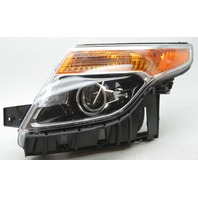 OEM Ford Explorer Left Halogen Headlamp w/Bulb DB5Z-13008-B Tab Gone Peg Gone