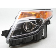 OEM Ford Explorer Left Halogen Headlamp w/Bulb DB5Z-13008-B Tab Chip Peg Gone