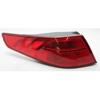 OEM Kia Optima Left Halogen Tail Lamp 92401-4C501