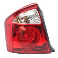 OEM Kia Spectra Sedan Left Halogen Tail Lamp w/Bulbs 92401-2F020
