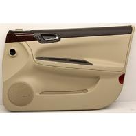New Old Stock OEM Chevrolet Impala SS Front Passenger Door Trim Panel 20767000