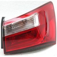 OEM Kia Rio Right Halogen Tail Lamp 92402-1W000