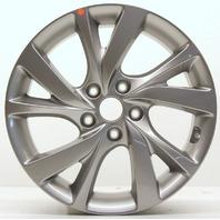 OEM Hyundai Veloster 17 inch Alloy Wheel 52910-2V550 Silver