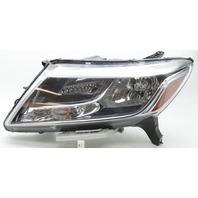 OEM Nissan Pathfinder Left Driver Side Headlamp Mount Missing