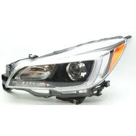 OEM Subaru Legacy Left Driver Side Halogen Headlamp Mounts Missing