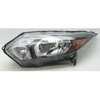 OEM Honda HR-V Left Halogen Headlamp 33150-T7S-A01 Tab Gone Lens Scratch