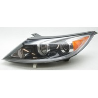 OEM Kia Sportage Left Halogen Headlamp w/Bulb 92101-3W051 Tab Repaired
