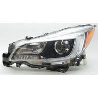 OEM Subaru Legacy Left Halogen Headlamp w/Bulb 84001-AL03A Tab Gone