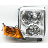 OEM Jeep Commander Right Halogen Headlamp w/Bulb 55396536AI Guide Gone