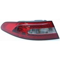 OEM Jaguar XF Left Driver Side Tail Lamp Some LED's out C2Z16258