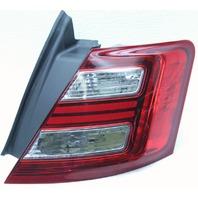 OEM Ford Taurus Right Passenger Side Tail Lamp Lens Crack DG1Z-13404-AA