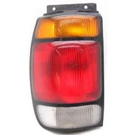 OEM Ford Explorer Mountaineer Left Driver Side Tail Lamp Lens Crack