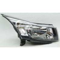 OEM Chevrolet Cruze Right Passenger Side Halogen Headlamp 95291964 Tab Crack