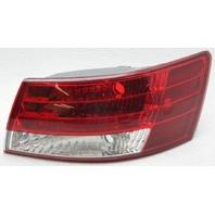 OEM Hyundai Sonata Right Halogen Tail Lamp 924023K020 Trim Gone Lens Chip