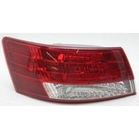 OEM Honda Sonata Left Halogen Tail Lamp 92401-3K020 Peg Gone Lens Chip