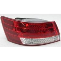 OEM Honda Sonata Left Halogen Tail Lamp 92401-3K020 Lens Chipped Peg Gone