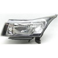 OEM Chevrolet Cruze Left Driver Side Halogen Headlamp Tabs Cracked