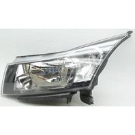 OEM Chevrolet Cruze Left Driver Side Halogen Headlamp Lens Gouge