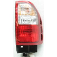 OEM Isuzu Rodeo Right Passenger Side Tail Lamp Cracks in Lens Surface