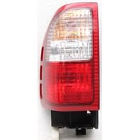 OEM Isuzu Rodeo Left Driver Side Tail Lamp Lens Chip