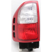 OEM Isuzu Rodeo Left Driver Side Tail Lamp Cracks in Lens