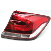 OEM Honda Civic Right Passenger Side Tail Lamp Trim Chipped