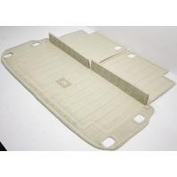 OEM Infiniti JX35 QX60 Rear Floor Mat  Tray 999C3-RZ002 Beige