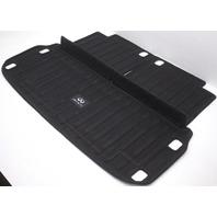 OEM Infiniti QX60 Rear Floor Mat Tray 999C3-RZ000 Black