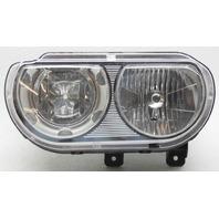 OEM Dodge Challenger Left Halogen Headlamp 05028777AA Dust Inside