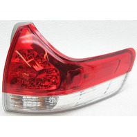 OEM Toyota Sienna Right Passenger Side Tail Lamp Trim Crack