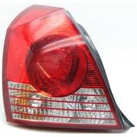 OEM Hyundai Elantra Left Driver SideTail Lamp 11-6017-00