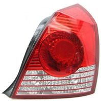 OEM Hyundai Elantra Right Tail Lamp Lens Ceack
