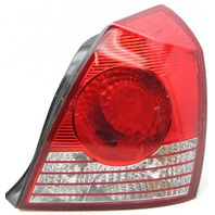 OEM Hyundai Elantra Right Tail Lamp Lens Chip