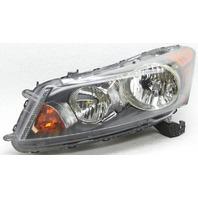 OEM Honda Accord Left Halogen Headlamp 33150TA0A01