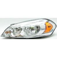 OEM General Motors Impala Left Headlamp 25958359