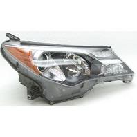 OEM Toyota RAV 4 Right Halogen Headlamp 81110-0R040