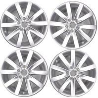 OEM Volkswagen Jetta 17 inch Porto Alloy Wheel Set