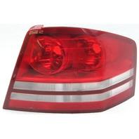 OEM Dodge Avenger Right Passenger Side Tail Lamp Lens Flaw