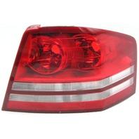 OEM Dodge Avenger Right Passenger Side Tail Lamp Small lens Chip