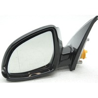 OEM BMW X5 Left Driver Side Side View Mirror Housing Chipped