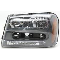 OEM Chevrolet Trailblazer Left Halogen Headlamp 25970915