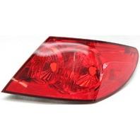 OEM Chrysler Sebring Right Tail Lamp 05113612AA
