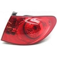 OEM Hyundai Elantra Right Passenger Side Tail Lamp 92402-2H050