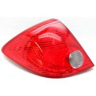 OEM Pontiac G6 Left Driver Side Tail Lamp Lens Crack