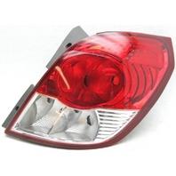 OEM GM Vue Right Passenger Side Tail Lamp Lens Crack