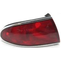 OEM Buick Century Left Tail Lamp Lens Crack 19149889