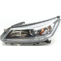 OEM Honda Accord Left Halogen Headlamp 33150-T2A-A01