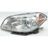 OEM Chevrolet Malibu Left Halogen Headlamp 25984638