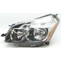 OEM Pontiac Vibe Left Halogen Headlamp 88975714